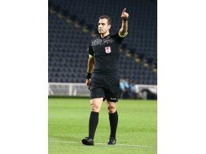 Fenerbahçe - Sivasspor maçının VAR'ı Serkan Tokat