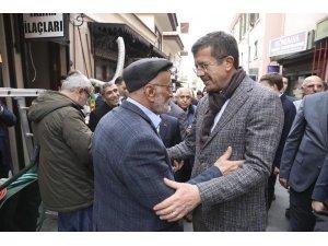 """Zeybekci: """"10 yıl belediye başkanlığı yapmış, ilçede satılmamış yer kalmamış"""""""