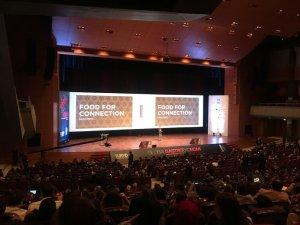 İnoksan, 2. Global Gastroekonomi Zirvesi'ne sponsor oldu