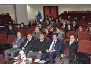 Erzurum'da 'Engelsiz Eğitim Buluşmaları' programı