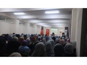 Türkiye Gaziler ve Şehit Aileleri Vakfı, Kudüs konulu konferans verdi