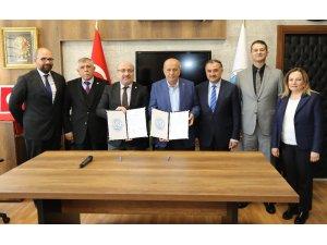 Kayseri Üniversitesi'nde Kreş-Anaokulu Protokolü İmzalandı