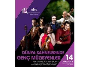 Klasik müziğin dünya sahnelerindeki genç müzisyenleri Mersinlilerle buluşacak