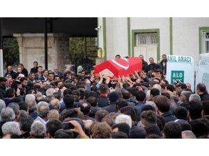 Polonya'da öldürülen Furkan, Konya'da son yolculuğuna uğurlandı