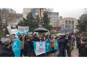 Yeni Zenlanda'daki katliama Bursa'dan şiddetli tepki