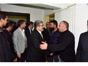 Başkan Can Karadenizliler Derneği'nde