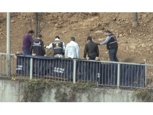 TEM otoyolu kenarında tencere içine tuzaklanmış el yapımı patlayıcı imha edildi