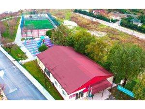 """""""Mahallemiz Sahil Muhtarlık ve Belediye Çözüm Merkezi"""" yenilenen çehresiyle hizmette"""