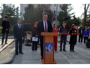 Kutsal emanetler Ankara'ya doğru yola çıktı