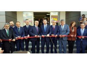 Bakan Albayrak, Nazilli Vergi Dairesi hizmet binasının açılışını yaptı