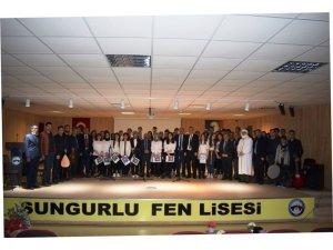 Sungurlu'da Hacı Bektaş-ı Veli programı düzenlendi