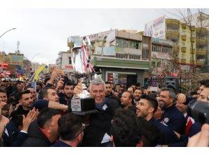 Cizre Belediyesi Erkek Voleybol Takımı 1. ligde