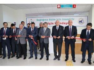 Van'da yeni sağlık tesisleri hizmete açıldı
