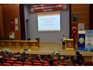 HRÜ'de birinci bölgesel bilgilendirme toplantısı düzenlendi