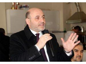 """Başkan Ali Çetinbaş: """"31 Mart, geleceği şekillendiren bir seçim olacak"""""""