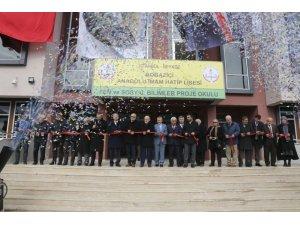 Beykoz'a yeni okul