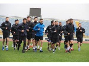 Karabükspor'da Altay maçı hazırlıkları tamamlandı