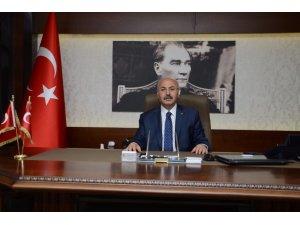 Vali Köşger'in Çanakkale Zaferi ve Şehitler Günü mesajı