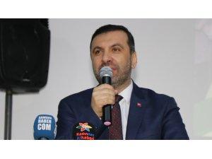 """Başkan Sarıcaoğlu: """"5 yılda 526 milyon liralık yatırım yaptık"""""""