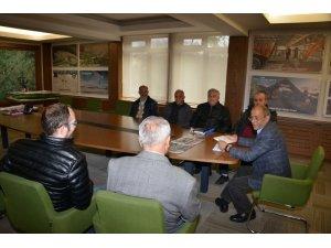 Başkan Akçadurak'tan amatör spor kulüplerine maddi destek