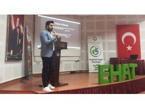 DPÜ'de 'Çocuklarda İhmal ve İstismar' konulu seminer