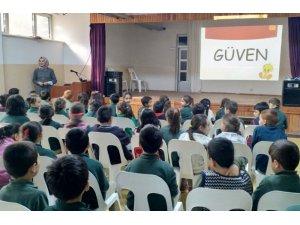 Hisarcık'ta veli ve öğrencilere 'Mahremiyet' konulu seminer