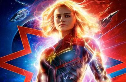 'Captain Marvel' o ülkede vizyona giremiyor!