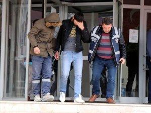 Ev ve iş yerlerine dadanan hırsızlar polisten kaçamadı