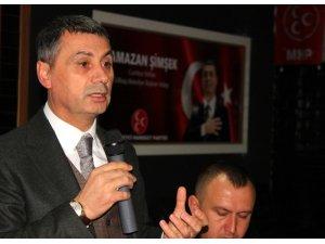 Cumhur İttifakı'nın MHP Adayı Şimşek'ten sosyal konut müjdesi