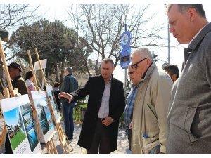 Altınok'un Kepez projeleri sergilenmeye başladı