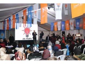 AK Parti Düzce Belediye Başkan Adayı Özlü: