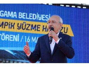 """Kılıçdaroğlu: """"PKK terör örgütünün saldırdığı genel başkan kimdi"""""""