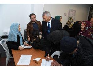 Belediyenin Sosyal Konut Projesi'ne 5 günde 15 bin 500 başvuru