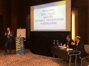 EPAL'den palet havuzu projesi için İstanbul Çalıştayı