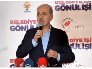 """Numan Kurtulmuş'tan Kılıçdaroğlu açıklaması: """"İnşallah yanlış ifade etmiştir"""""""
