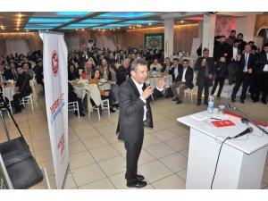 Çekmeköy'de Demokrat Parti adayı Hüseyin Avni Sipahi'ye STK'lardan destek