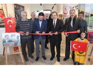 Samsun'da 'Çanakkale' konulu fotoğraf sergisi