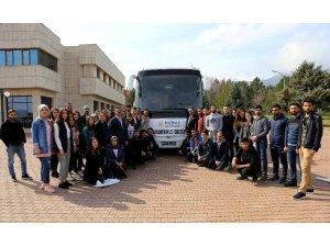İnönü Üniversitesinden Çanakkale'ye 18 Mart ziyareti