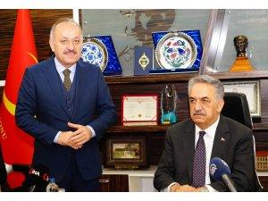 AK Parti Genel Başkan Yardımcısı Hayati Yazıcı;