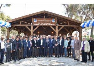Horozköy Çamlık Taziye Evi dualarla açıldı