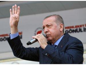 """Cumhurbaşkanı Erdoğan: """"Terbiyesize bak 'İslam dünyasından kaynaklanan terör' diyor. Yahu senin Avustralyalı senatörden ne farkın var?"""""""