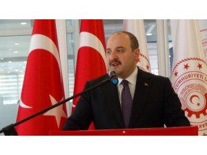 """Bakan Varank: """"İstihdamı, üretimi var gücümüzle destekliyoruz"""""""