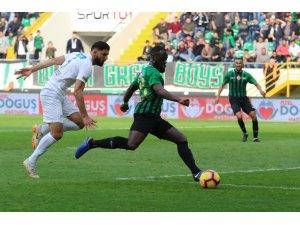 Spor Toto Süper Lig: Akhisarspor: 2 - Kasımpaşa: 3 (Maç sonucu)