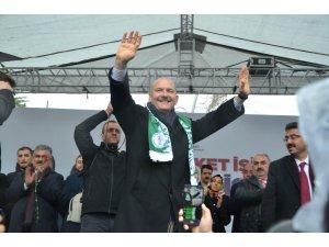 """İçişleri Bakanı Soylu: """"Kılıçdaroğlu yeni bir oyuna getiriyor Türkiye'yi"""""""