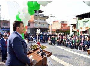 Osmangazi mahallelere nefes aldırıyor