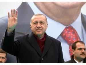 """Cumhurbaşkanı Erdoğan: """"Biz bu dünyada yeniden bir haçlı-hilal mücadelesi istemiyoruz"""""""
