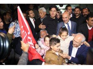 Kılıçdaroğlu'ndan sürpriz Tire ve Bayındır mitingi