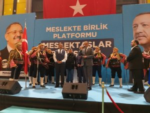 """Ankara Büyükşehir Belediye Başkan Adayı Özhaseki: """"Kamuda yavaşlık olmaz, uçak gibi çalışacağız"""""""