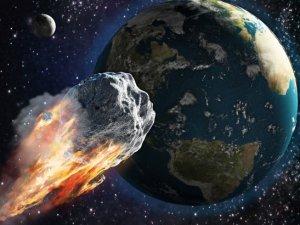 1500 tonluk meteor 2018'de Dünya'ya çarptı