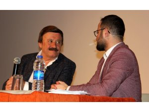 Selami Şahin'in öğrencilerle duygusal buluşması